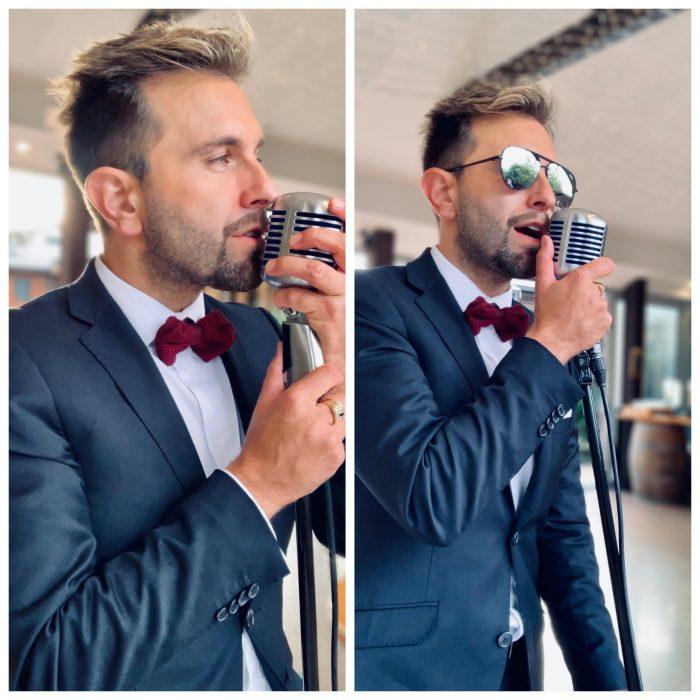 Aaron Bloomfield Singer & MC