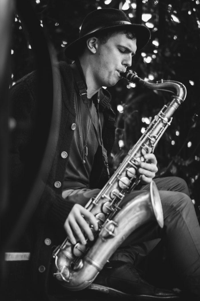 Matt Bizzle Sax Player