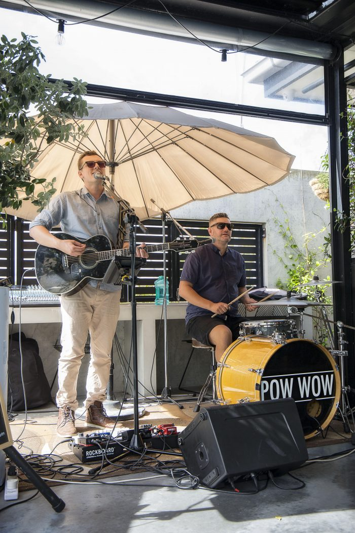 Pow Wow Party Band Hire