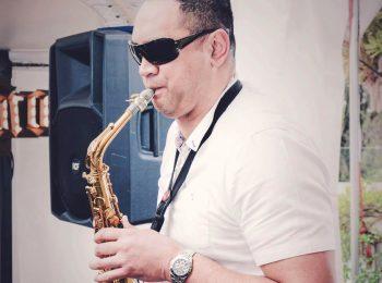 Kareem Brown Sax Player