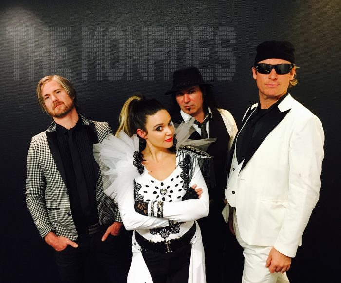 The Monroes Cover Band Hire