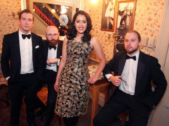 Rocking Roller Coasters Band Hire