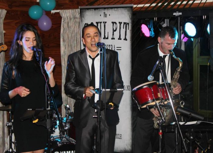 Soul Pit Orchestra Cover band Hire