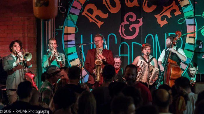 Wellington Jazz & Swing Band Hire