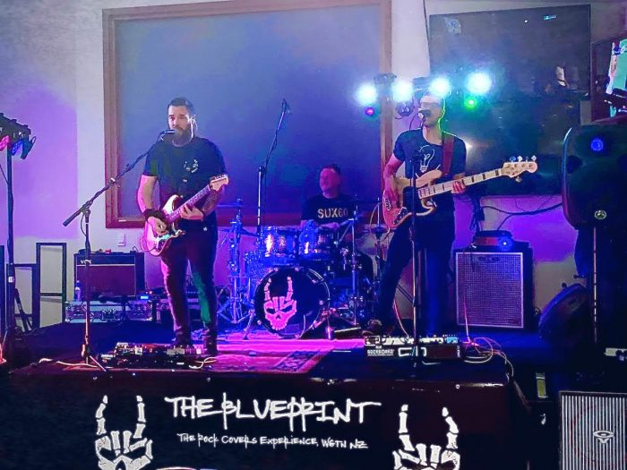 Blueprint Rock Covers Band