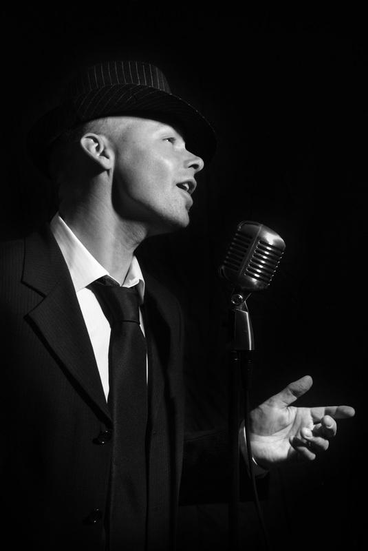 Chris Melville Jazz Singer Hire
