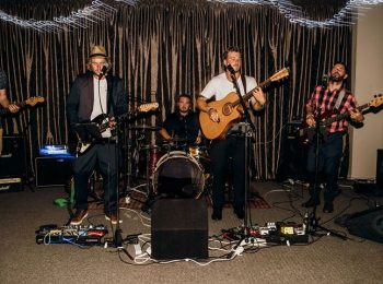 Velvet Tones Cover Band Hire