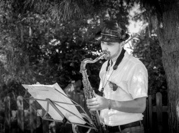 Michael Piper Wellington Sax Player