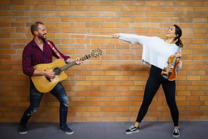 David & Shimna Duo